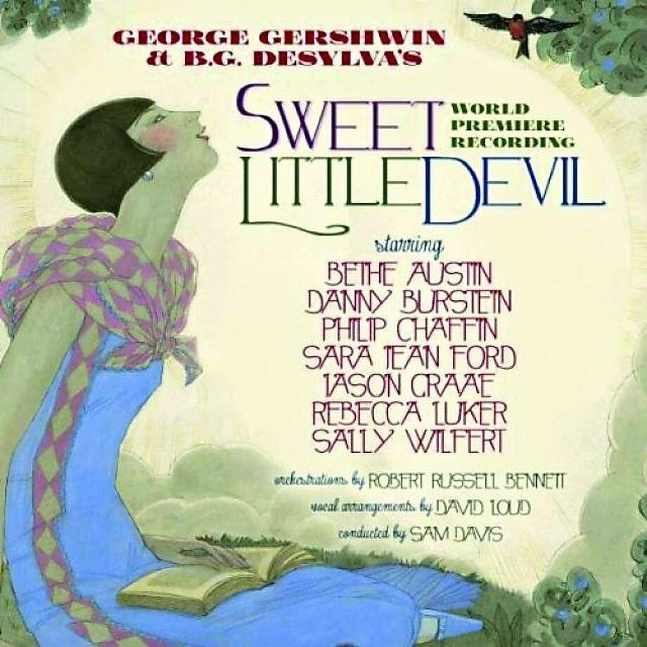 """Sweet Little Devil"" CD cover Photo: PS Classics"