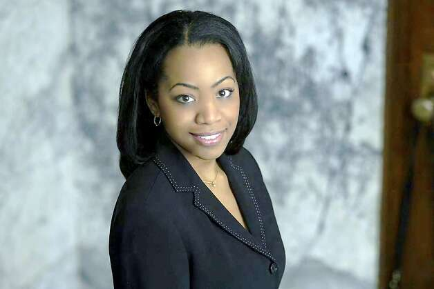 Malia Cohen, a media and public policy consultant, is considering a run in District 10 in two years when Supervisor Sophie Maxwell is termed out. Photo: Courtesy To The Chronicle
