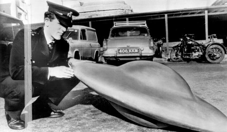 This object was found in Southern England in 1967. (seattlepi.com file)