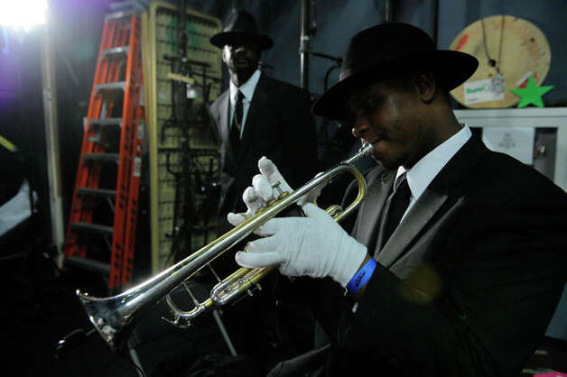The Distinguished Men of Brass -- (Photo by: Virginia Sherwood/NBC) Photo: NBC, Virginia Sherwood/NBC / 2012 NBCUniversal Media, LLC