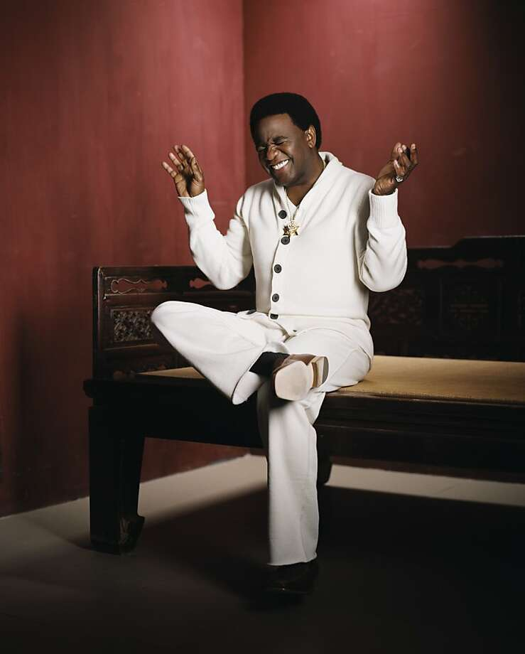 Al Green Photo: Christian Lantry