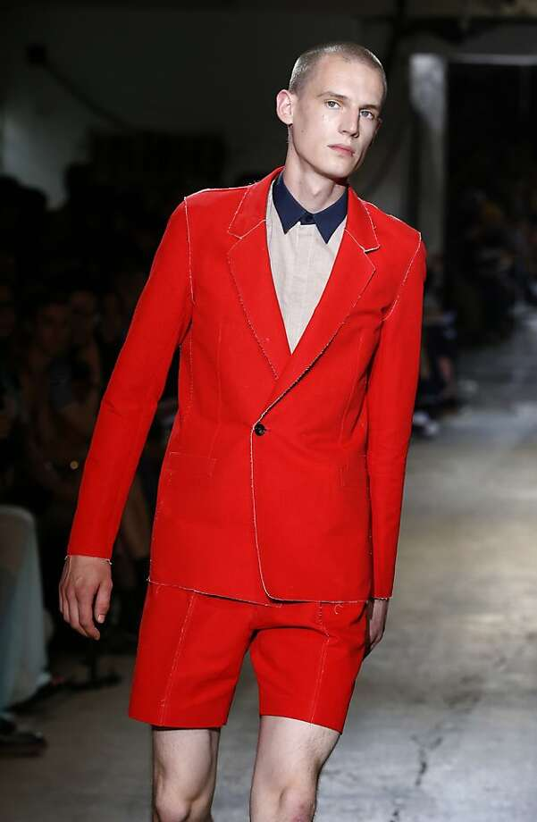 Little Lord Fauntleroy suits never go out of style - if you're 4.