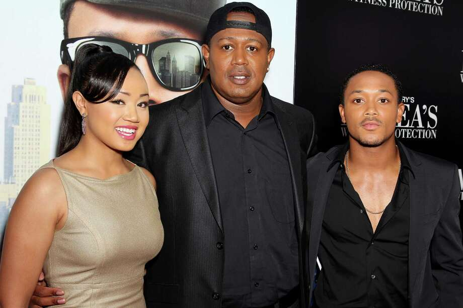 Romeo sees his father, Master P, in Perry - Times Union