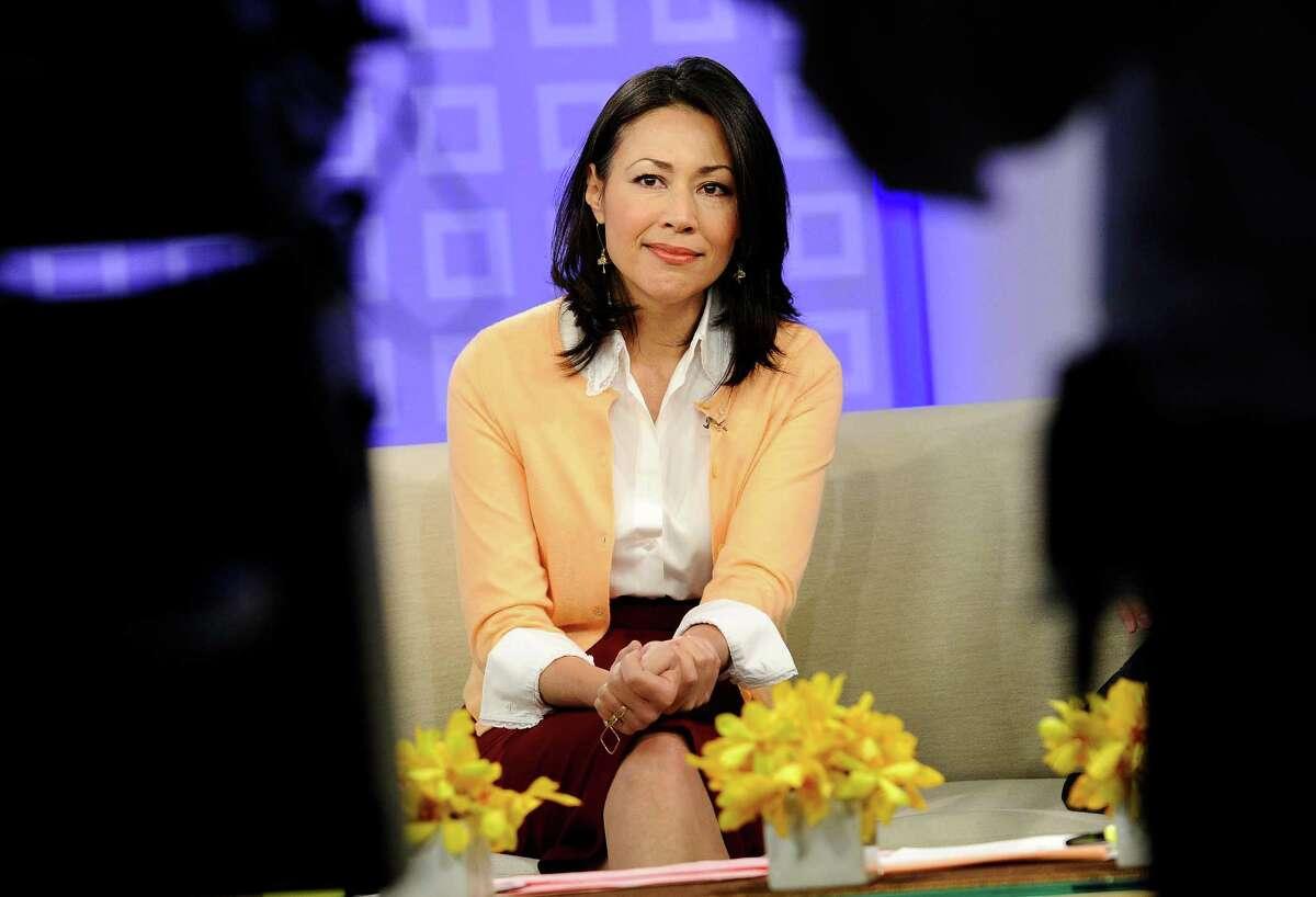 July 27, 2011 photo of NBC correspondent Ann Curry. (AP Photo/NBC, Peter Kramer)