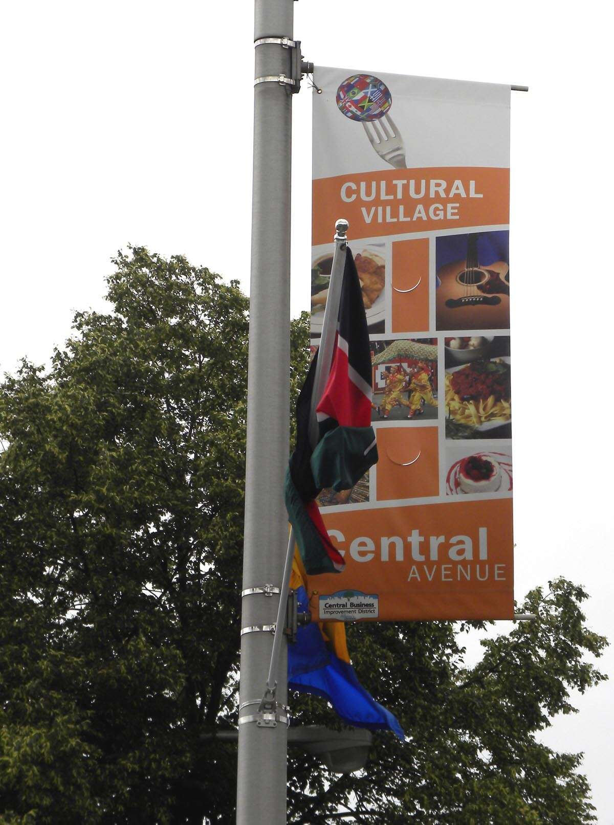Central Avenue is trying to rebrand itself. (Times Union)
