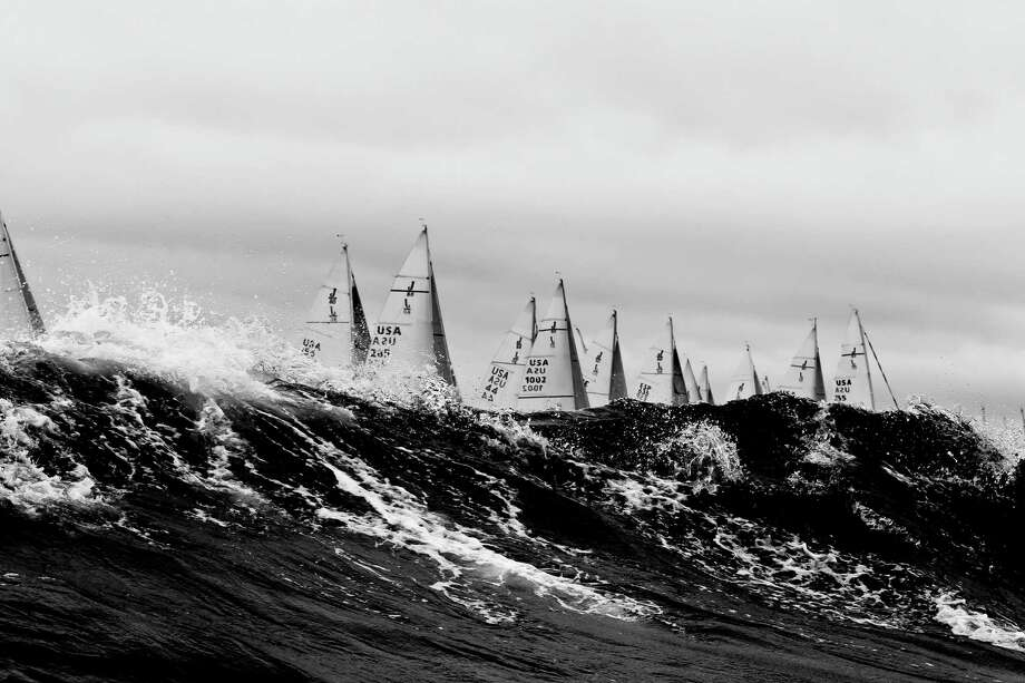 """""""Under Sail,"""" an exhibition featuring the work of Westport photographer Allen Clark, is on view through Sept. 10 at The Gallery at Greenwich Tavern. Photo: Contributed Photo / Connecticut Post Contributed"""