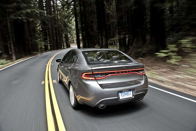 The 2013 Dodge Dart Photo: Chrysler