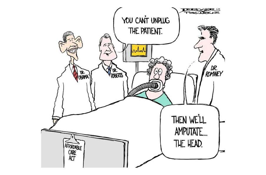 Affordable Care Act upheld by Supreme Court.