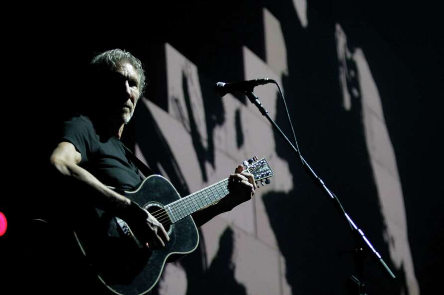Roger Waters, a founding member of the band Pink Floyd, performs ?The Wall? Live at the Times Union