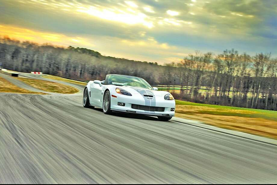 Not your father's 2013 Corvette 427 convertible Collector Edition? Photo: GM/Wieck