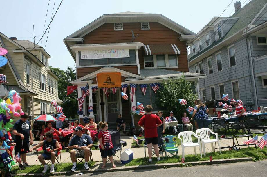 The Black Rock community celebrates Black Rock Day in Bridgeport, Conn. on Sunday, June 10, 2012. Photo: B.K. Angeletti / Connecticut Post