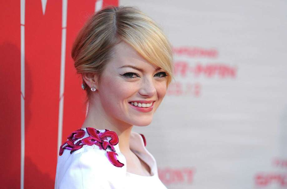 Favorite Movie Actress: Emma Stone Photo: Jason Merritt, Getty Images / 2012 Getty Images