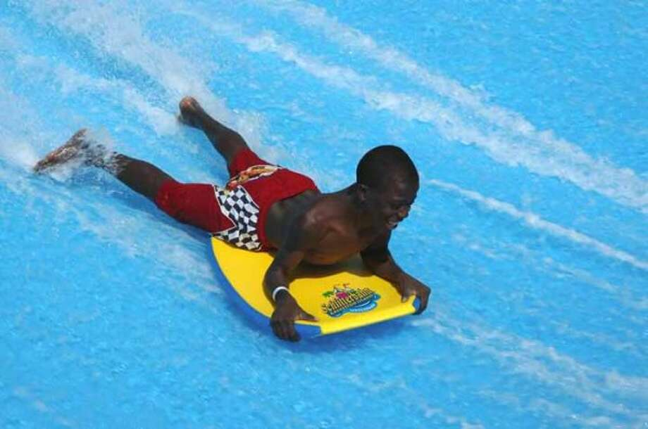$42.99 ($32.99 for ages 3-11):A one-day pass for  Schlitterbahn Waterpark.  (Courtesy photo) (Schlitterbahn Waterparks)