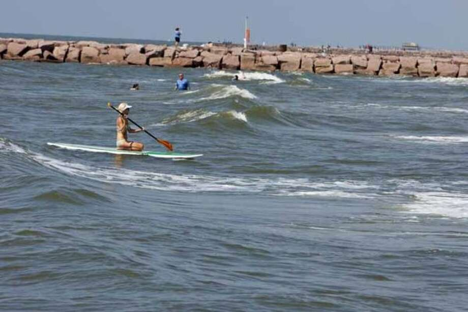 $65-$80:To rent a paddle board for the day.    (James Nielsen / Chronicle)