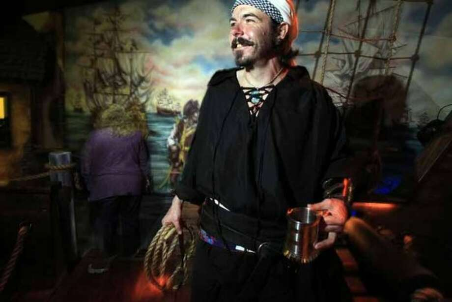$10 ($6.75 for kids):A visit to the interactive Pirates Legends of the Gulf Coast on the Strand. 