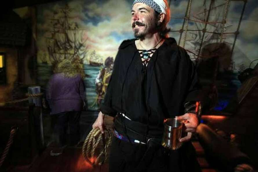 $10 ($6.75 for kids): A visit to the interactive Pirates Legends of the Gulf Coast