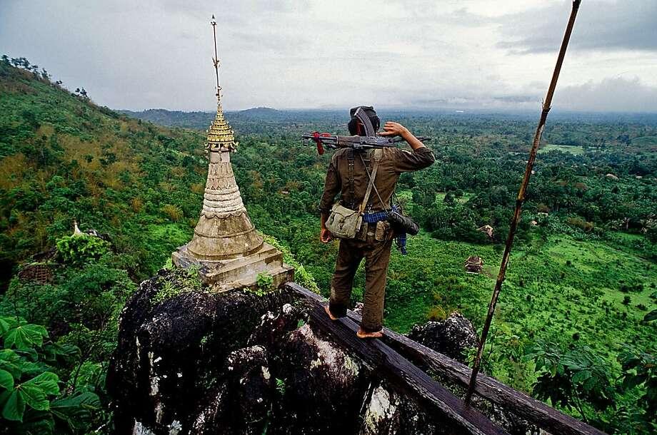 Burma Photo: Bruce Haley
