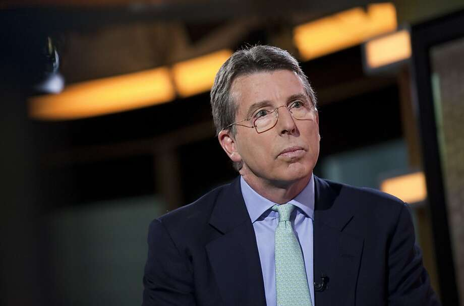 """Barclays CEO Robert Diamond says he has the """"full support"""" of his directors. Photo: Jerome Favre, Bloomberg"""