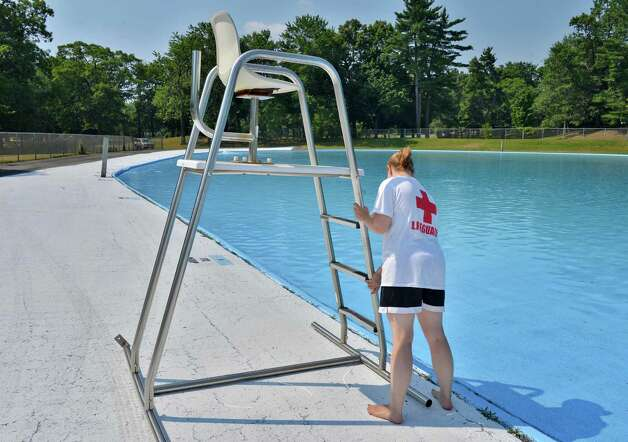 Central Park Pool Set To Open Times Union
