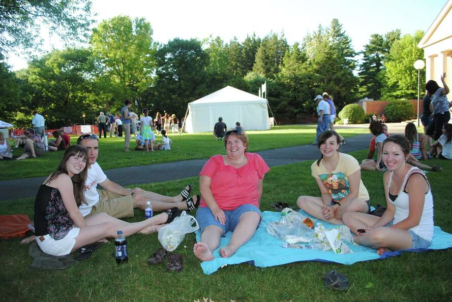 Were you Seen at the Brad Paisley concert at SPAC on Friday, June 29th, 2012?