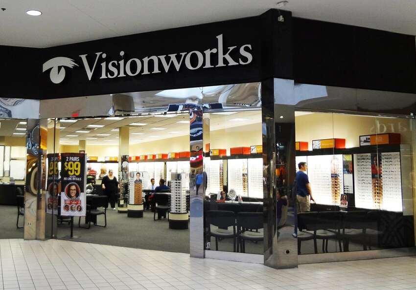 Eyewear retailer Visionworks furloughed 91 employees at its 12 locations earlier this month, according to a recent filing with the state Department of Labor.
