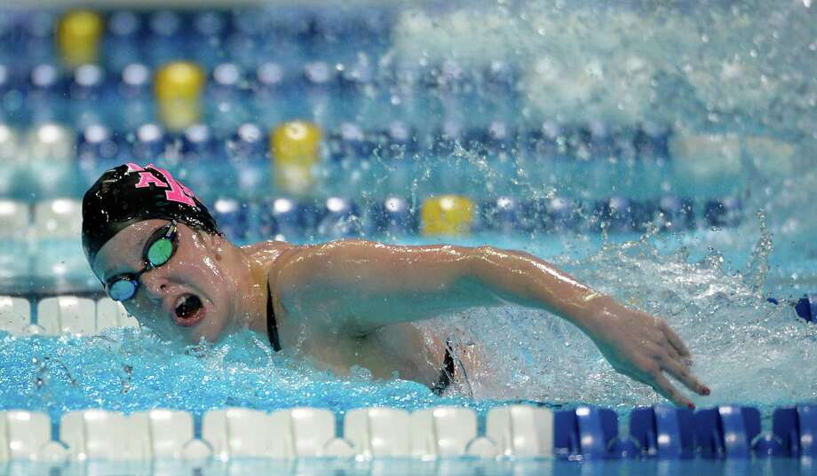 Cammile Adams, Cypress/Texas A&M, Team USA: Event: Women's 200 butterfly; Rundown: Adams, 20, won the event at the trials by more than a second, finishing in 2 minutes, 6.52 seconds. She faces a tough test in China's Liu Zige, who holds the world record and won the event in 2008. Photo: Mark J. Terrill, Associated Press