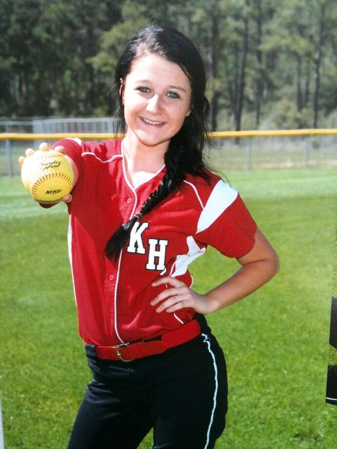 Kountze High School junior Patience Coplen has organized a Rag Ball Tournament to benefit Hardin County Angels of Care. The Tournament will be held July 28 at the Kountze Little League Park. Photo: Coplen Family, HCN_Tournament