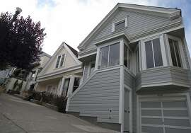 A house locates at 3928 20th, San Francisco, Calif recent sold $1.4 million.