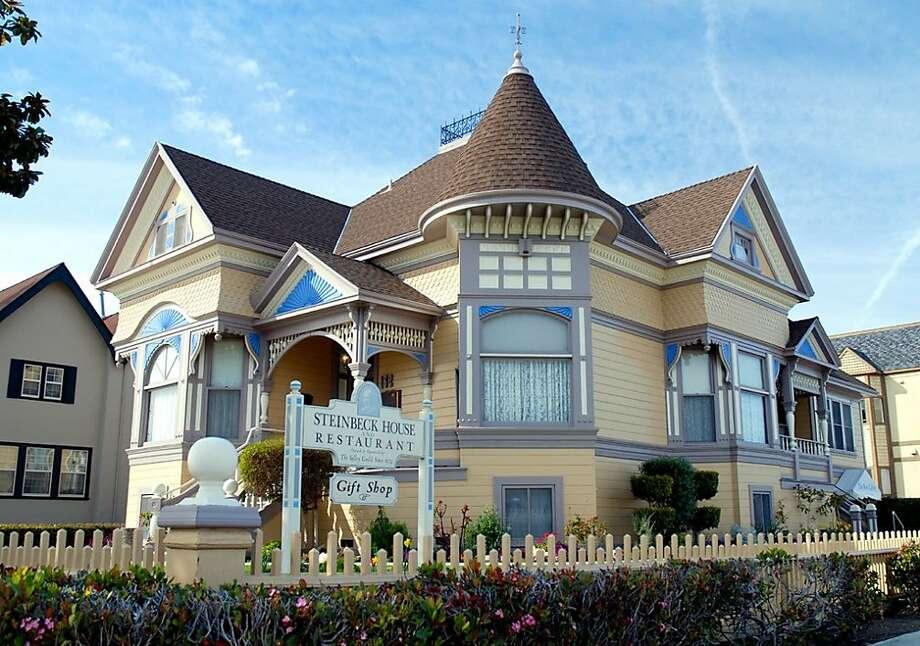 Steinbeck House, Salinas Photo: Cttc