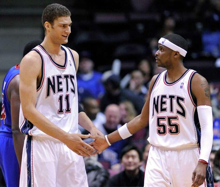 Brooklyn Nets One in 40 seasons.