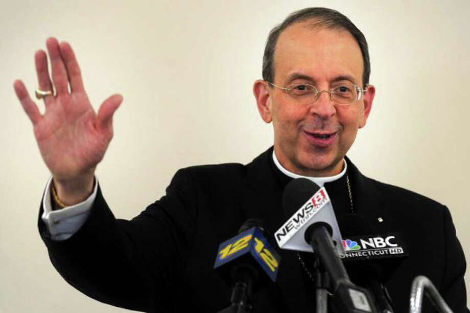 The process being used by the Roman Catholic Church to choose a successor to Bishop William Lori in the Diocese of Bridgeport is being criticized by a Fairfield University professor. Photo: File Photo / Fairfield Citizen