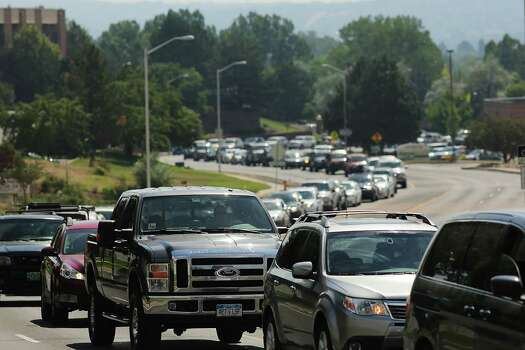 37. Colorado Springs - 12.1 hours wasted in congestionRank in 2013: No. 53 Photo: Spencer Platt, Getty Images / 2012 Getty Images