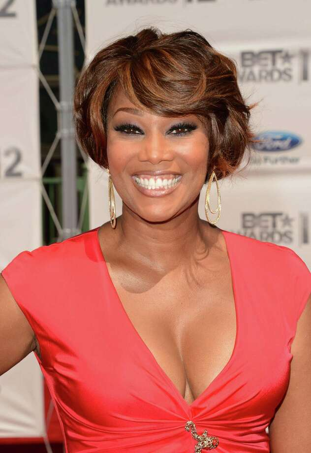 LOS ANGELES, CA - JULY 01:  Singer Yolanda Adams arrives at the 2012 BET Awards at The Shrine Auditorium on July 1, 2012 in Los Angeles, California. Photo: Jason Merritt, Getty Images For BET / 2012 Getty Images