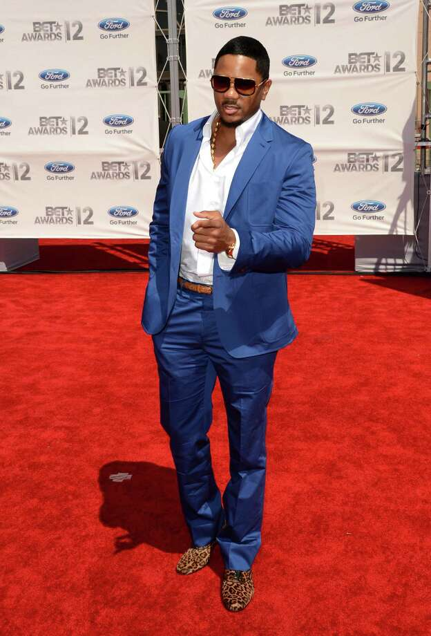 LOS ANGELES, CA - JULY 01:  Actor Hosea Chanchez  arrives at the 2012 BET Awards at The Shrine Auditorium on July 1, 2012 in Los Angeles, California. Photo: Jason Merritt, Getty Images For BET / 2012 Getty Images