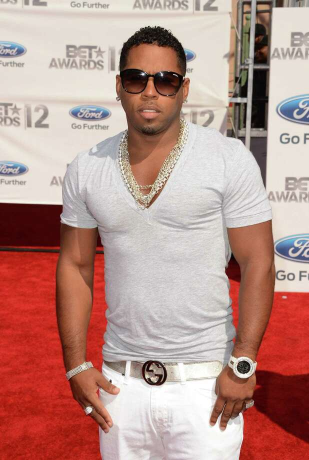 LOS ANGELES, CA - JULY 01:  Musician Bobby Valentino arrives at the 2012 BET Awards at The Shrine Auditorium on July 1, 2012 in Los Angeles, California. Photo: Jason Merritt, Getty Images For BET / 2012 Getty Images