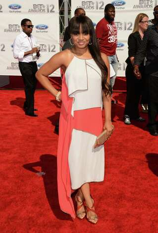 LOS ANGELES, CA - JULY 01:  Actress Kyla Pratt arrives at the 2012 BET Awards at The Shrine Auditorium on July 1, 2012 in Los Angeles, California. Photo: Jason Merritt, Getty Images For BET / 2012 Getty Images