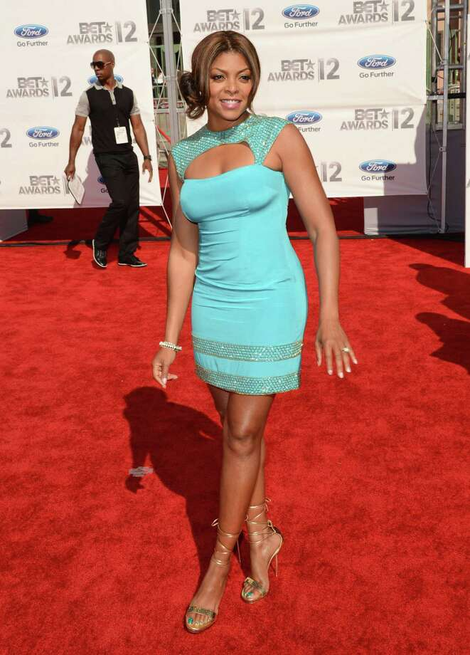 LOS ANGELES, CA - JULY 01:  Actress Taraji P. Henson arrives at the 2012 BET Awards at The Shrine Auditorium on July 1, 2012 in Los Angeles, California. Photo: Jason Merritt, Getty Images For BET / 2012 Getty Images