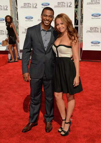 LOS ANGELES, CA - JULY 01:  Actor RonReaco Lee arrives at the 2012 BET Awards at The Shrine Auditorium on July 1, 2012 in Los Angeles, California. Photo: Jason Merritt, Getty Images For BET / 2012 Getty Images