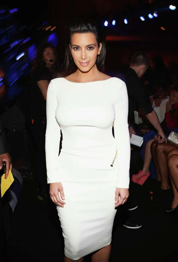 LOS ANGELES, CA - JULY 01:  Television personality Kim Kardashian attends the 2012 BET Awards at The Shrine Auditorium on July 1, 2012 in Los Angeles, California. Photo: Christopher Polk, Getty Images For BET / 2012 Getty Images