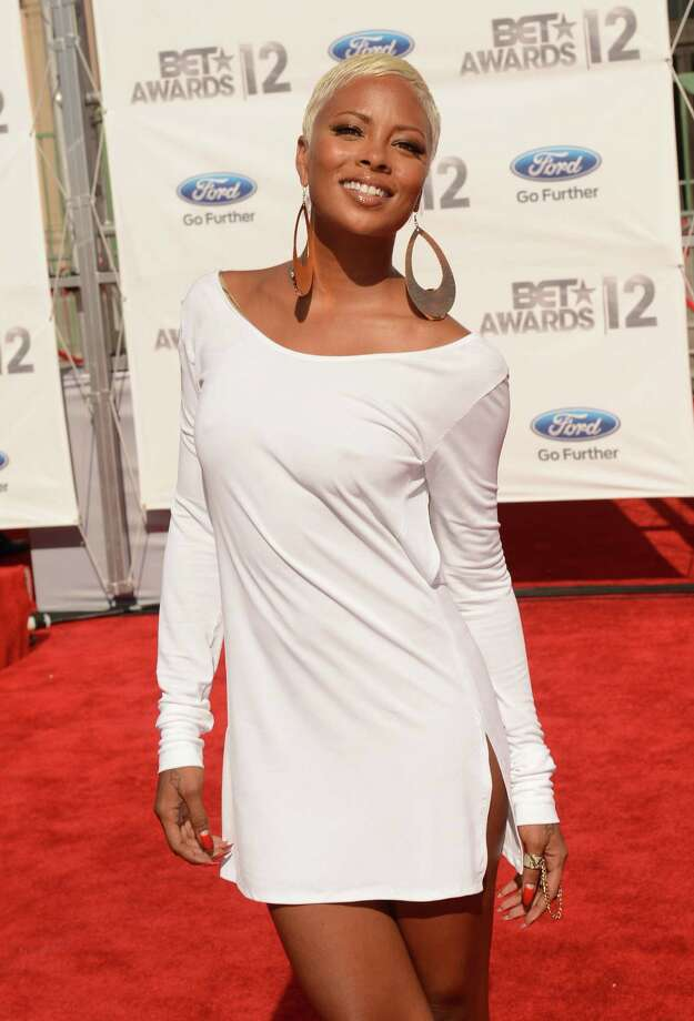 LOS ANGELES, CA - JULY 01:  Model Eva Pigford arrives at the 2012 BET Awards at The Shrine Auditorium on July 1, 2012 in Los Angeles, California. Photo: Jason Merritt, Getty Images For BET / 2012 Getty Images