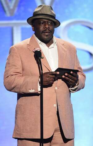 LOS ANGELES, CA - JULY 01:  Presenter Cedric the Entertainer speaks onstage during the 2012 BET Awards at The Shrine Auditorium on July 1, 2012 in Los Angeles, California. Photo: Michael Buckner, Getty Images For BET / 2012 Getty Images