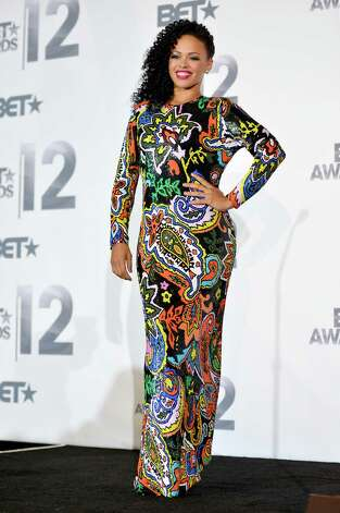 LOS ANGELES, CA - JULY 01:  Singer Elle Varner poses in the press room at the 2012 BET Awards at The Shrine Auditorium on July 1, 2012 in Los Angeles, California. Photo: Alberto E. Rodriguez, Getty Images For BET / 2012 Getty Images