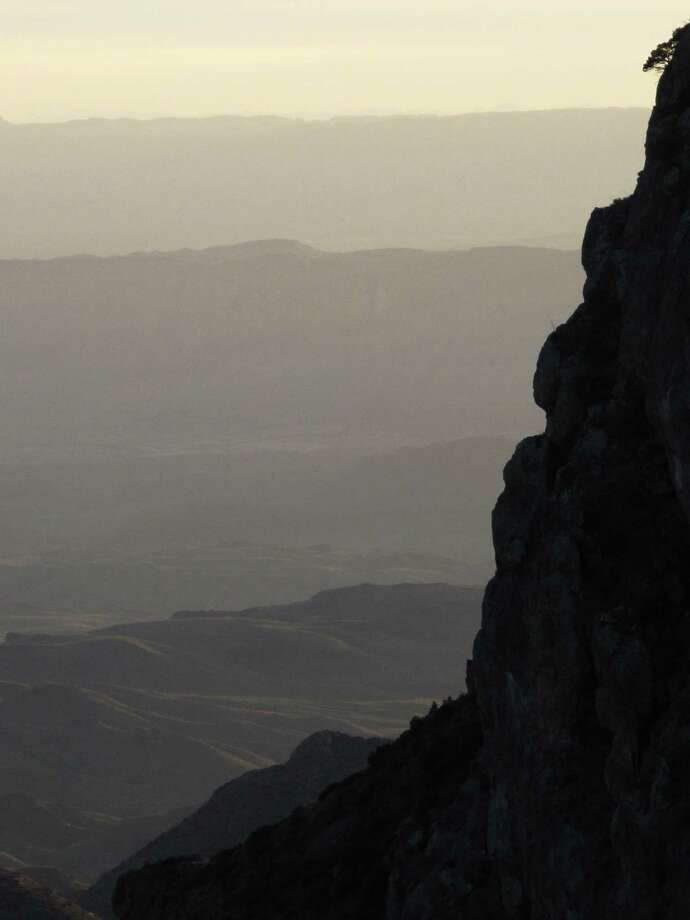 Big Bend is a popular national park, particularly with Texans. Photo: Scott Clark, Houston Chronicle / Houston Chronicle