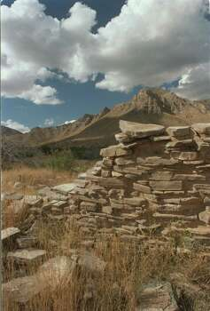 Guadalupe Mountains National Park: Bordering New Mexico and Texas, the Guadalupe Mountains National Park sits on what was a marine fossil reef 250 million years ago. Photo: E. Joseph Deering, Houston Chronicle / Houston Chronicle