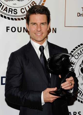 Tom Cruise / 2012 Invision