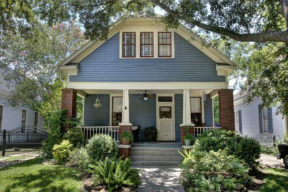 1419 Harvard Street | Greenwood King Properties | Agent: Amanda Anhorn | 832-476-4132 | Photo: GWK