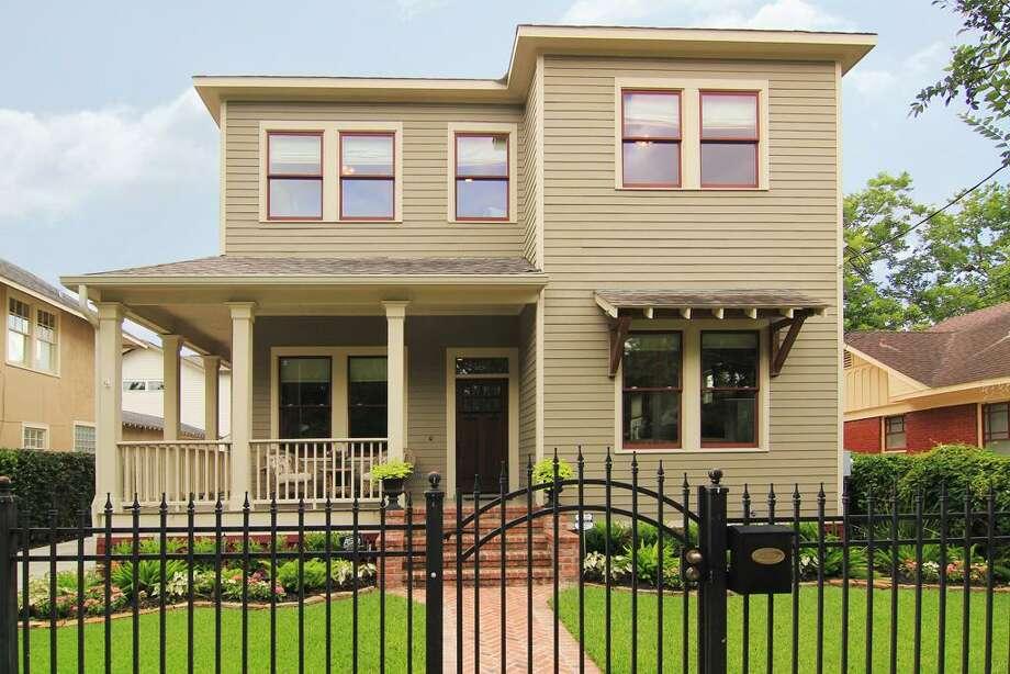 408 Euclid Street | Greenwood King Properties | Agent: Caroline Schlemmer | 713-864-0888 | Photo: GWK