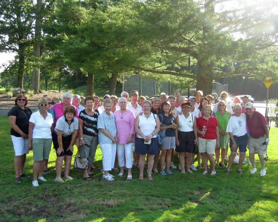 The Oak Hills Women's Golf Association held the first Pauline Garrelick Memorial Member Tournament on June 28 in Norwalk. Photo: Contributed Photo