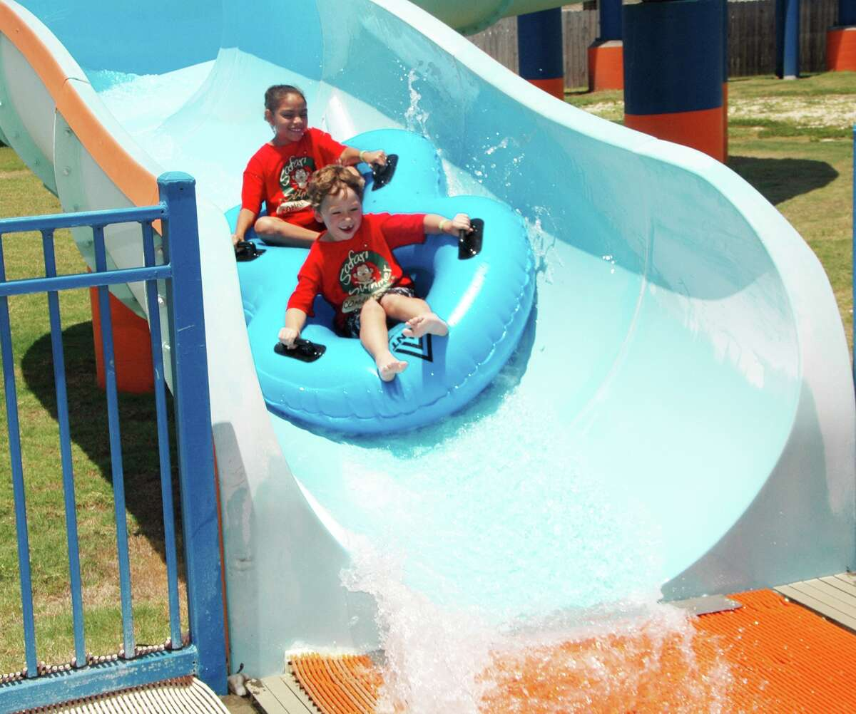 ZDT's Amusement Park in Seguin Open weekends beginning April 1 Water ride hours until June are 12 p.m. to 6 p.m.