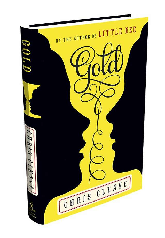 Gold, by Chris Cleave Photo: Simon & Schuster